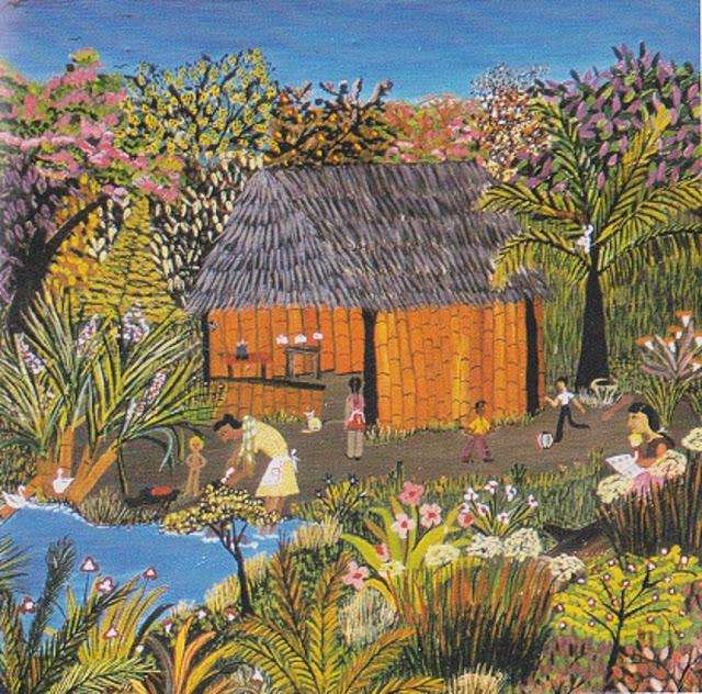 Galeria Pinturas De Arte: Poetas Famosos De Nicaragua
