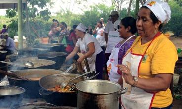 MDG : Women empowerment in Nicaragua : Femuprocan Canteen, a women cooperative
